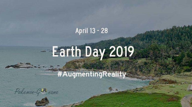 В Покемон ГО пройдет День Земли 2019
