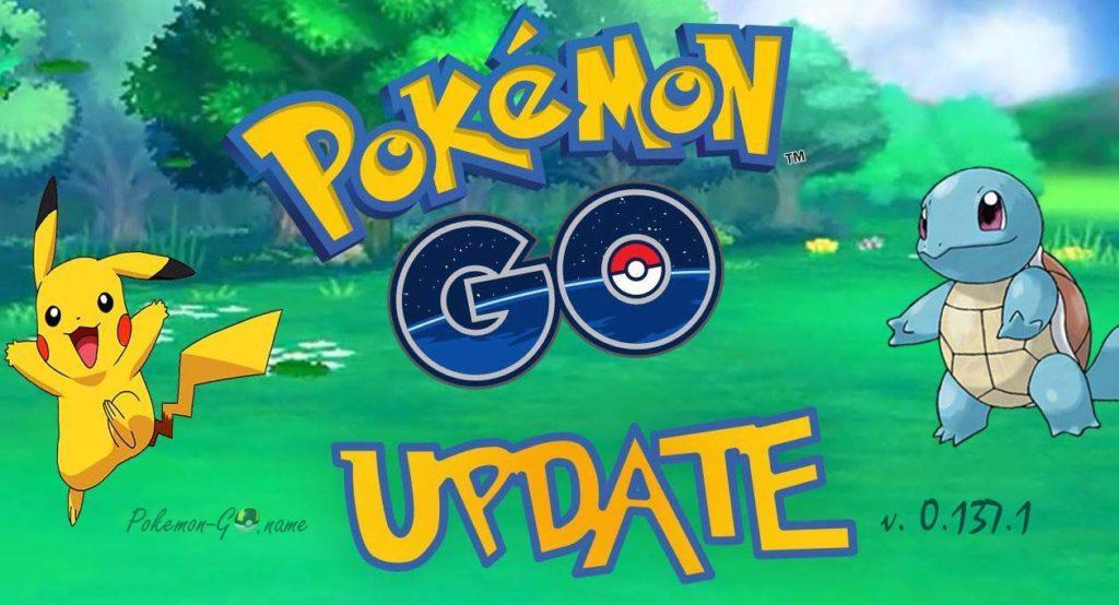 Покемон ГО 0.137.1 и обновление карты игры