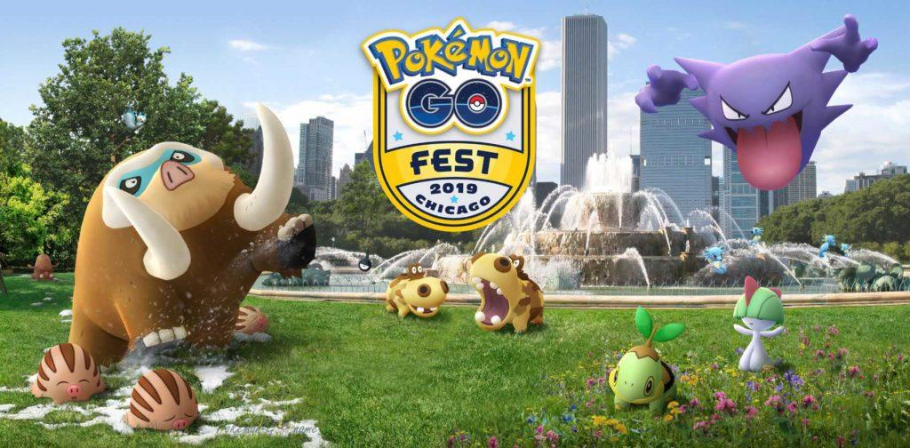 Event Pokemon GO Summer Tour 2019: Chicago, Dortmund and Asia