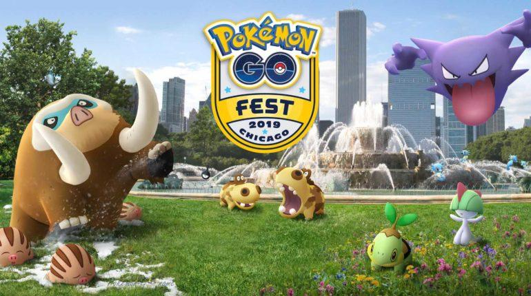 Event Pokemon GO Summer Tour 2019: Chicago, Dortmund and Asia
