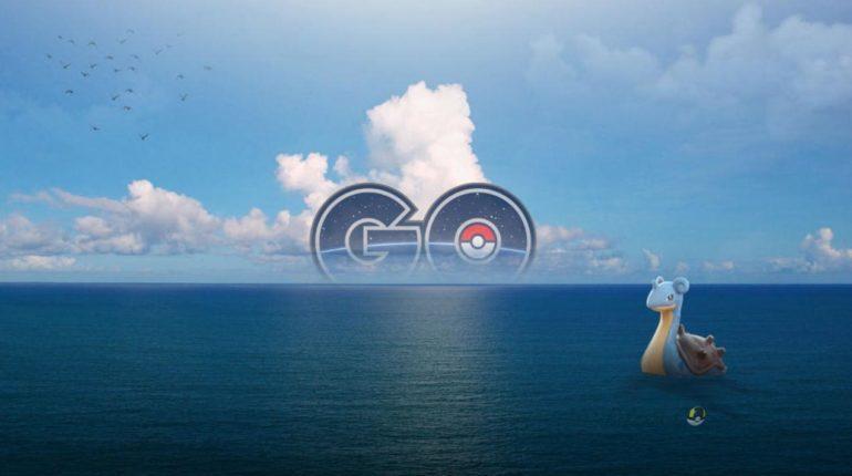 День рейда Покемона Лапрас в Pokemon GO