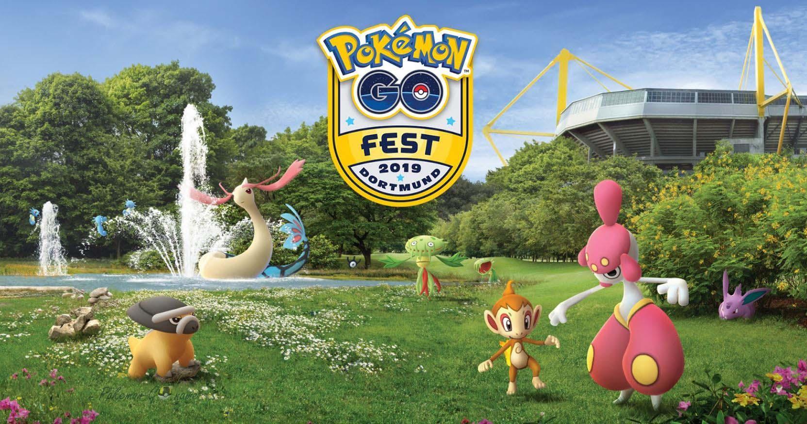Pokemon GO Fest Dortmund 2019