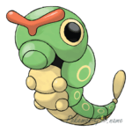 010 - Катерпи (Caterpie)