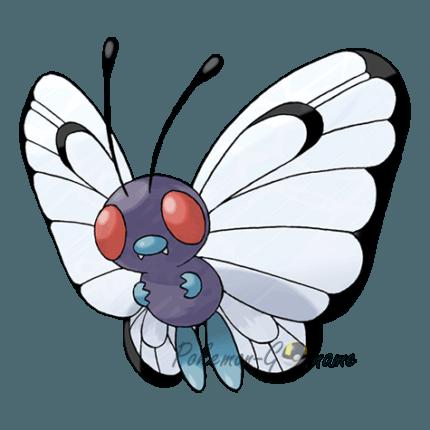 012 - Баттерфри (Butterfree)