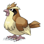 016 - Пиджи (Pidgey)