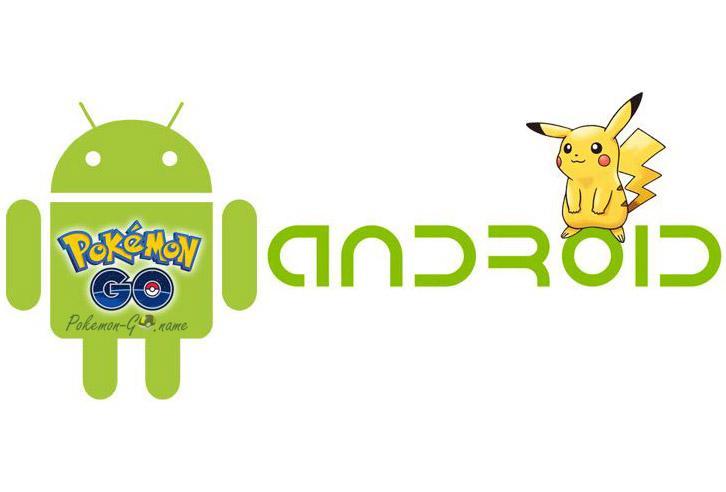 Последнее обновление Покемон ГО на Андроид