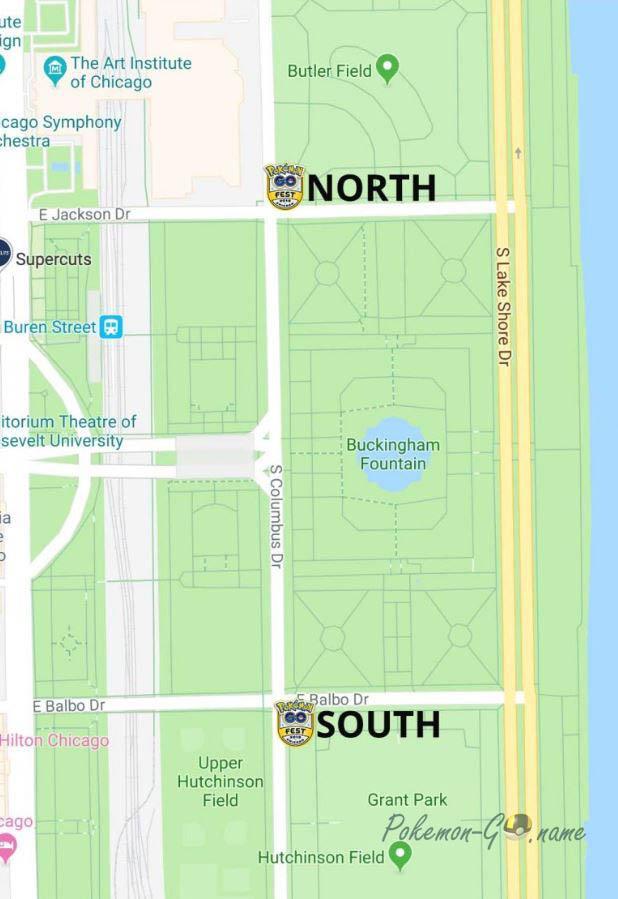 Вход на ГО Фест Чикаго 2019