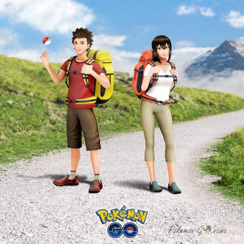 Backpacker Pokemon GO