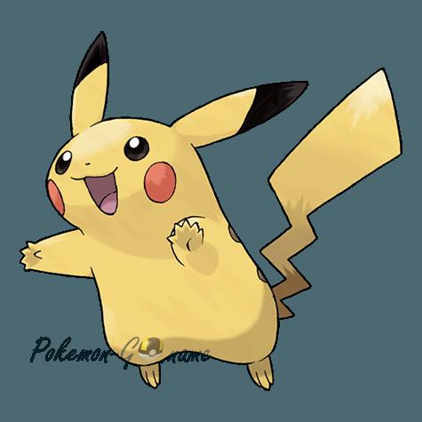 025 - Пикачу (Pikachu)