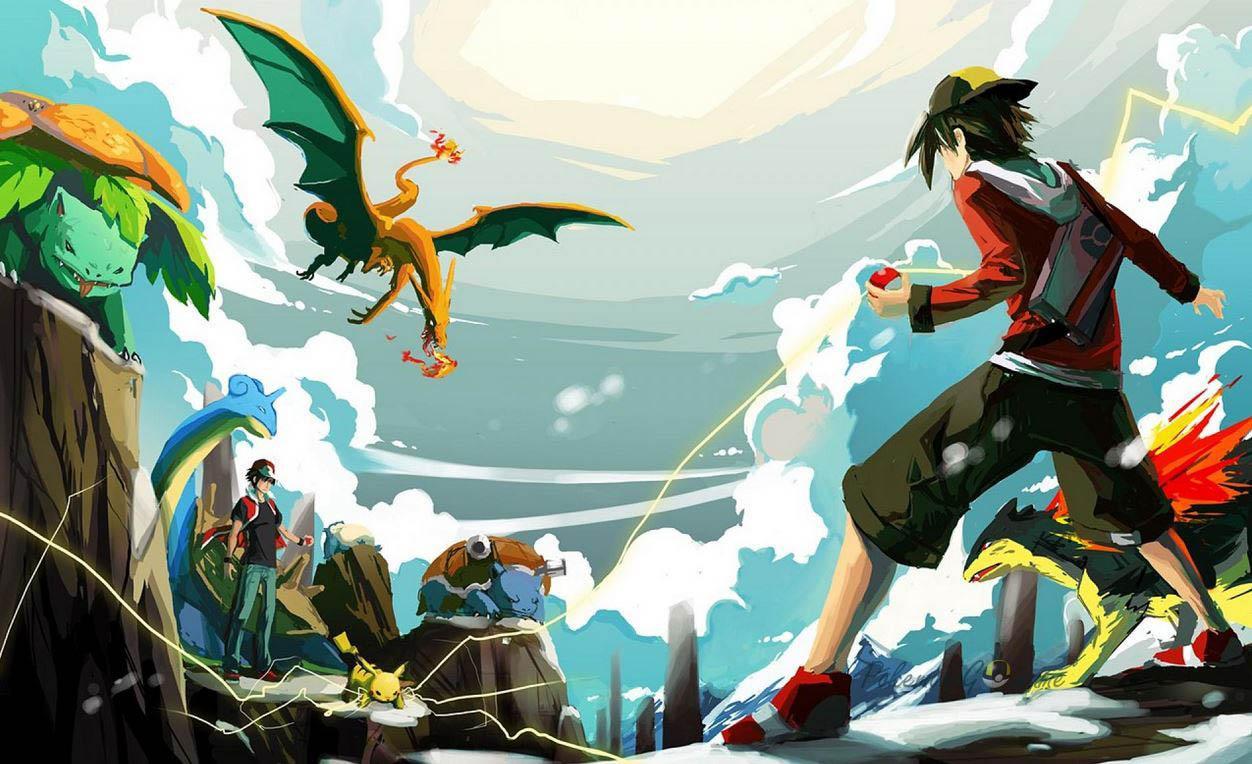 Битва Тренеров в Покемон ГО и как драться с другими игроками