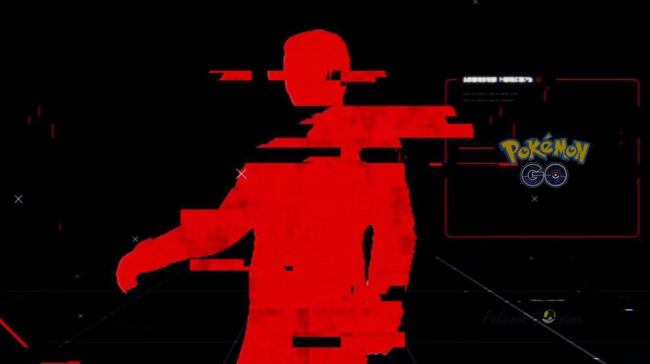 Нападение команды Team Rocket в Покемон ГО