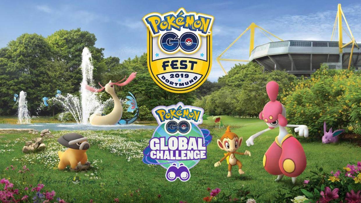 Pokemon GO Fest Dortmund 2019: квесты Candela Research Challenge