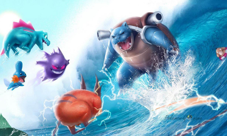 Турнир Pokemon GO PvP - первый официальный чемпионат мира