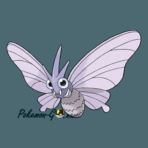 049 - Веномот (Venomoth)