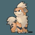 058 - Гроулит (Growlithe)