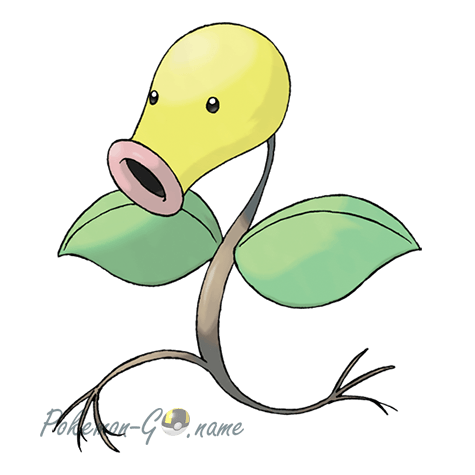 069 - Беллспраут (Bellsprout)