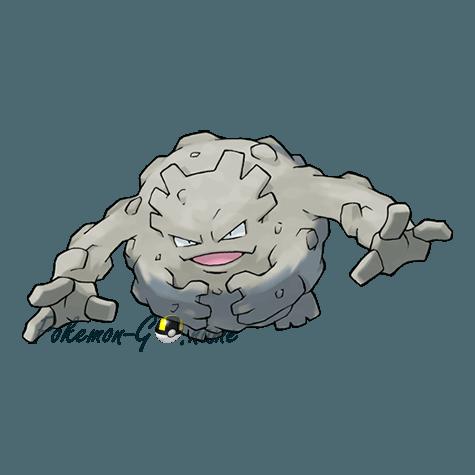 075 - Гравелер (Graveler)