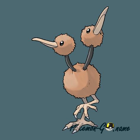 084 - Додо (Doduo)