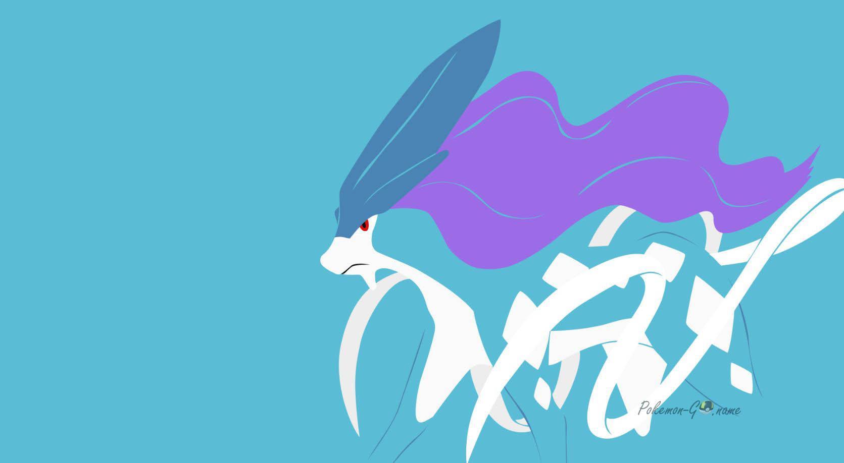 Рейд Босс Suicune в Покемон ГО - кем бить Покемона