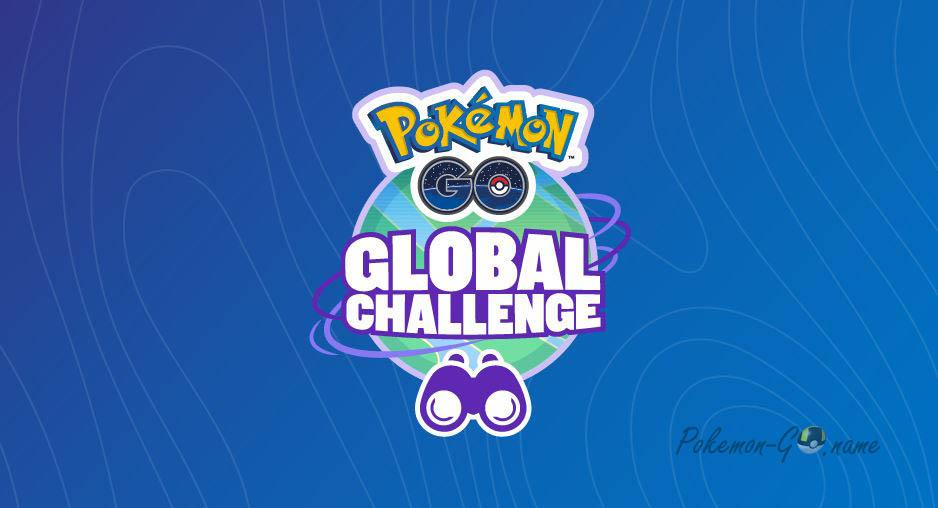 Результаты Pokemon GO Global Research Challenge 2019