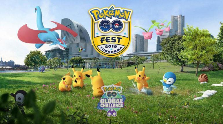 Задания Blanche Challenge на ивенте Покемон ГО Глобал