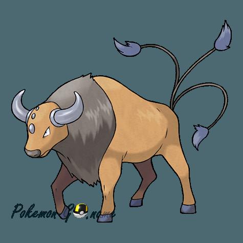 128 - Таурос (Tauros)