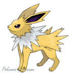 135 - Джолтеон (Jolteon)