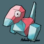 137 - Поригон (Porygon)