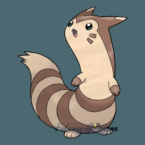 162 - Фуррет (Furret)