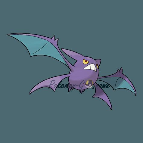 169 - Кробат (Crobat)