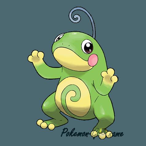 186 - Политоед (Politoed)