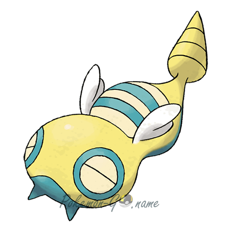 206 - Данспарс (Dunsparce)