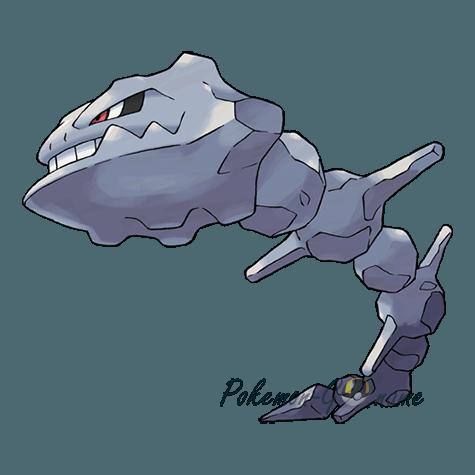 208 - Стиликс (Steelix)