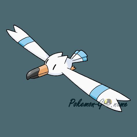 278 - Вингал (Wingull)