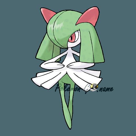 281 - Кирлия (Kirlia)