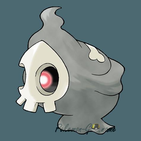 355 - Даскал (Duskull)