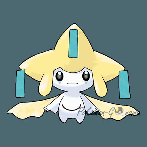 385 - Джирачи (Jirachi)