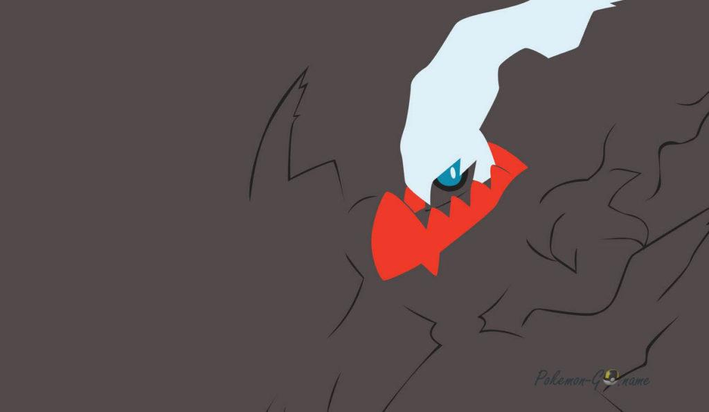 Даркрай в Покемон ГО - кем бить рейд Босса