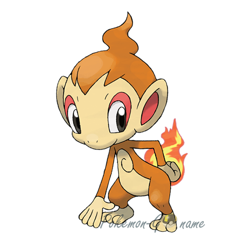 390 - Чимчар (Chimchar)