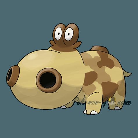 449 - Гиппопотас (Hippopotas)