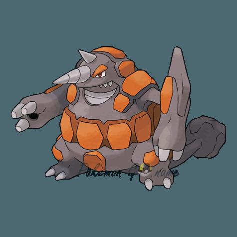 464 - Райпериор (Rhyperior)