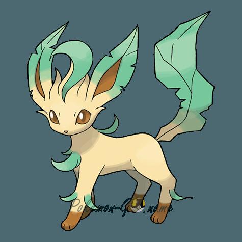 470 - Лифеон (Leafeon)