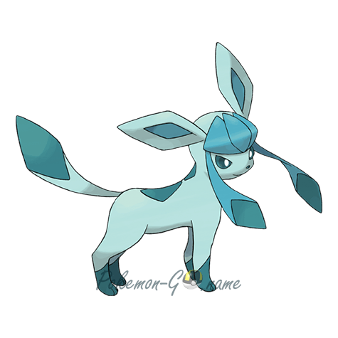 471 - Гласеон (Glaceon)