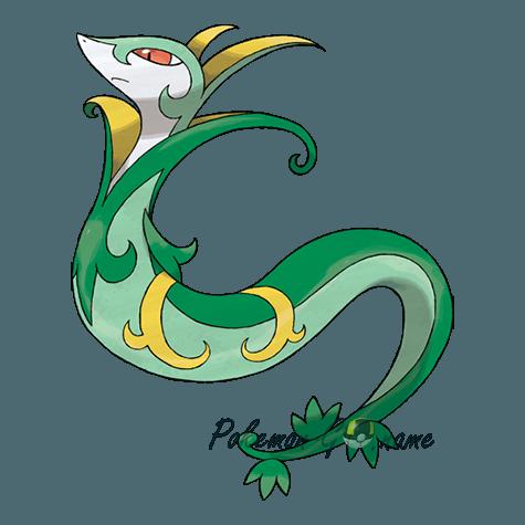 497 - Серпериор (Serperior)