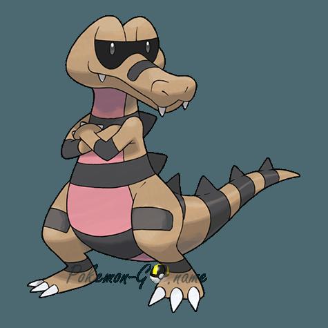 552 - Крокорок (Krokorok)