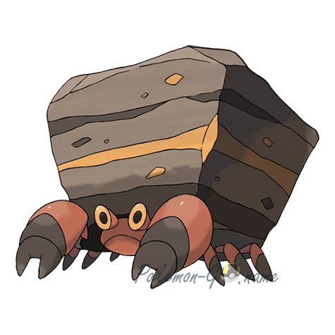 558 - Крастл (Crustle)