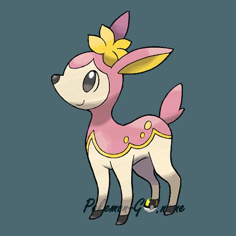 585 - Дирлинг (Deerling)