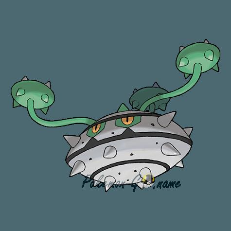 598 - Ферроторн (Ferrothorn)