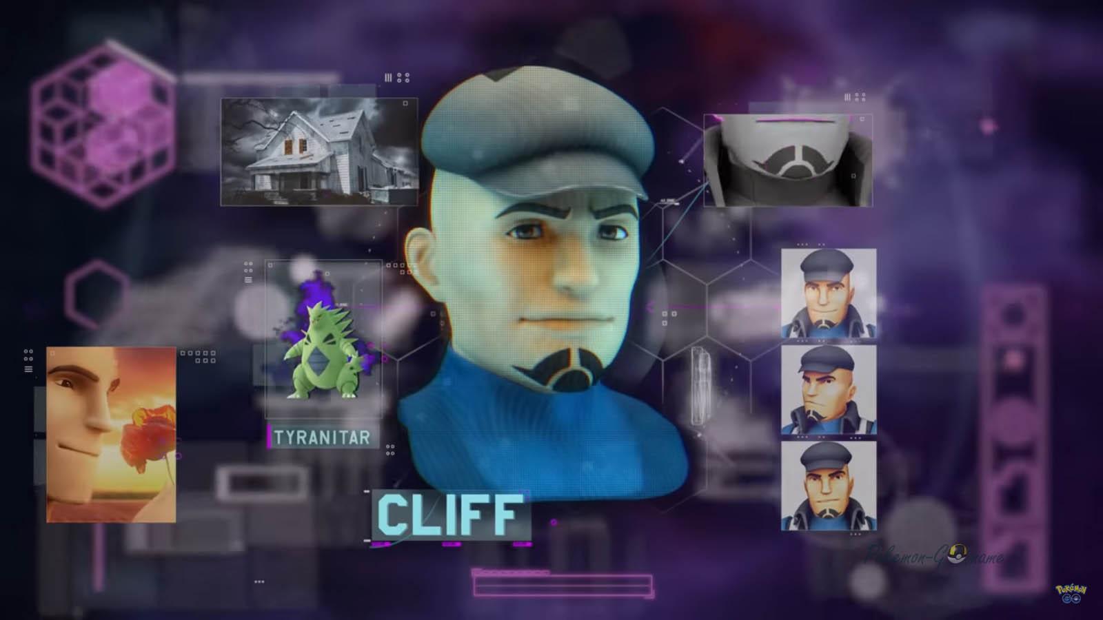 Кем бить Клиффа в Покемон ГО - Лидер Cliff