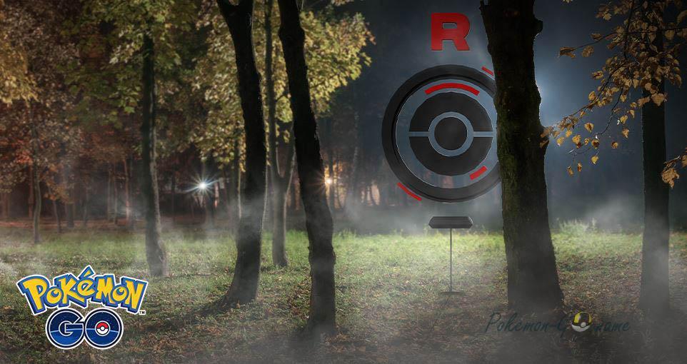 Нападение Team GO Rocket на все Покестопы в Покемон ГО